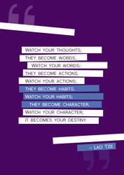 typo quotes + by 4everDesign