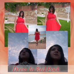 Dress In Red Pack