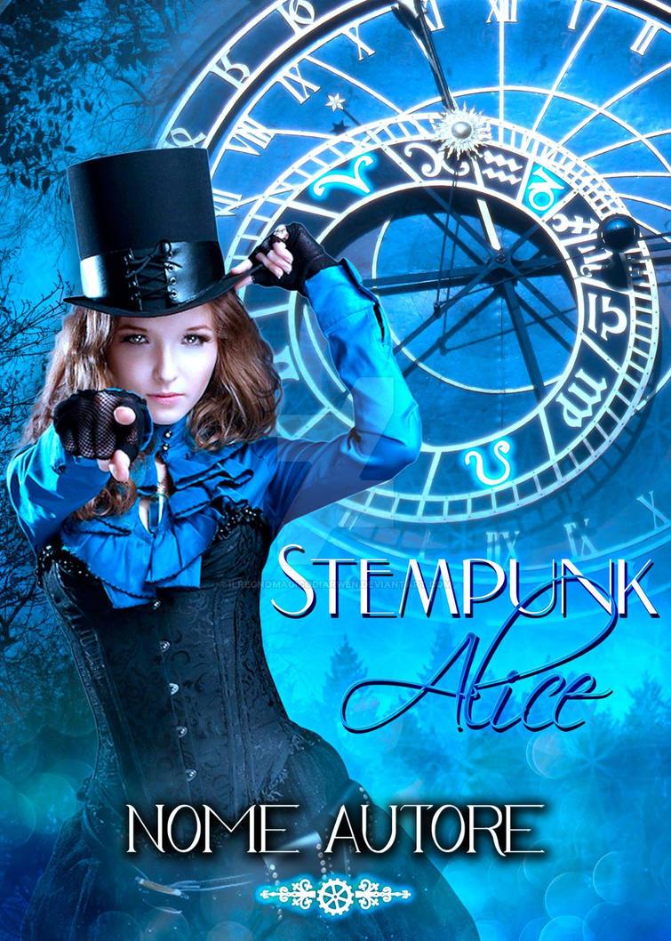 Stempunk Alice by ilregnomagicodiarwen