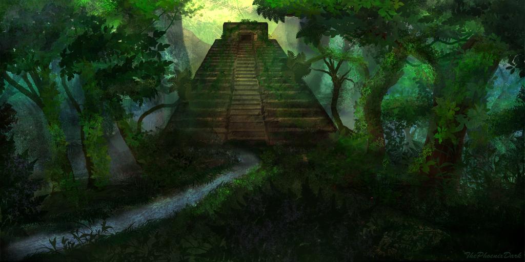 Aztec Pyramid By Jkroots On Deviantart