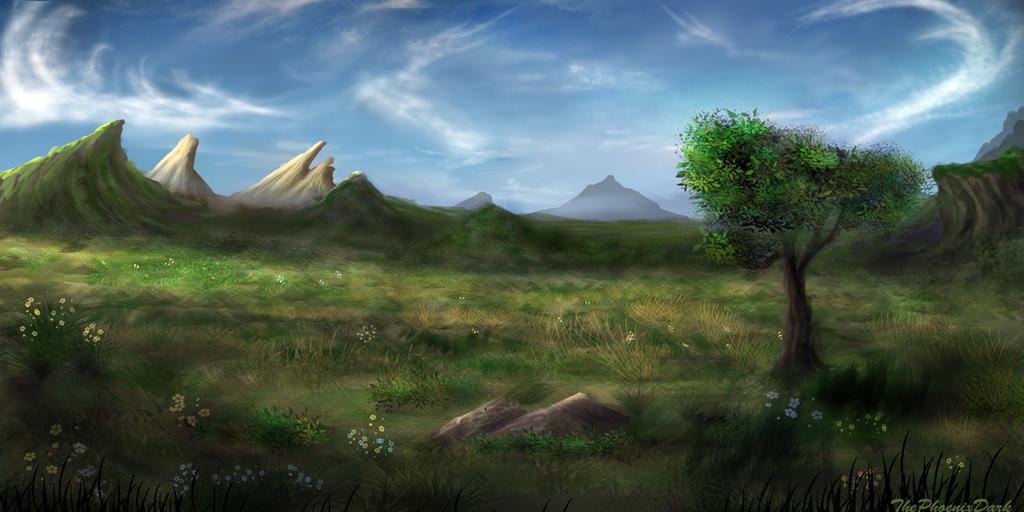 Grasslands by JKRoots