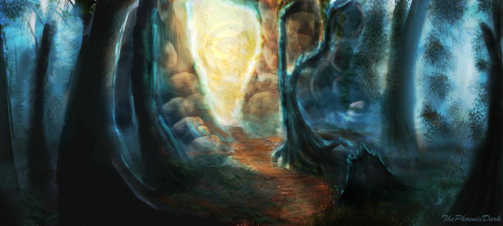 Portal by JKRoots