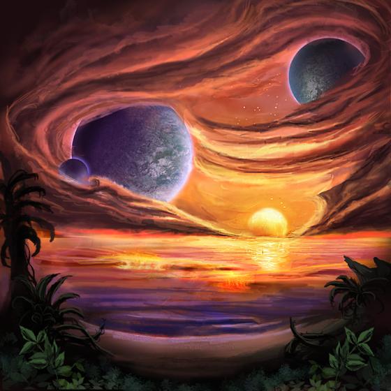 Dreamscape Requiem by JKRoots