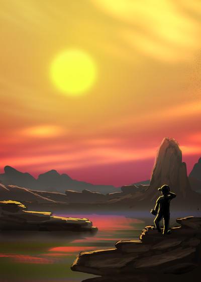 Adventurer by JKRoots