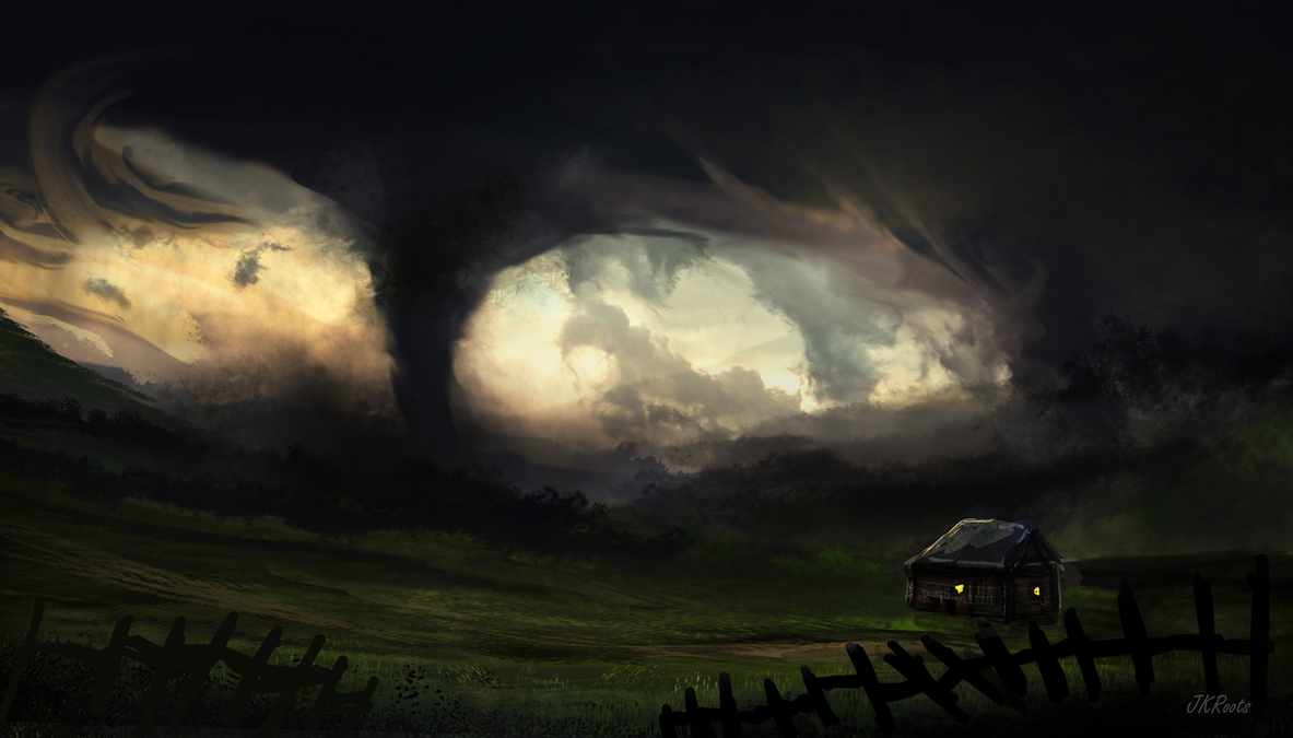 Impending doom by JKRoots