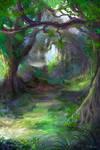 Elven Forest 3