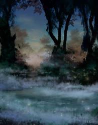 Fireflies by JKRoots