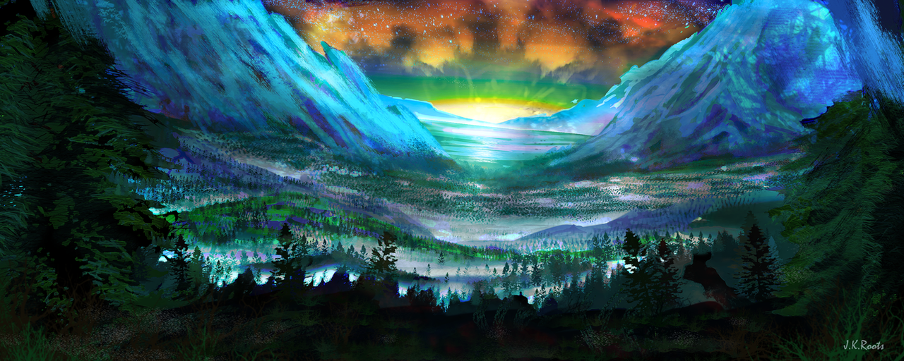 Solar Winds by JKRoots