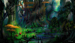 The Ancient Swamp