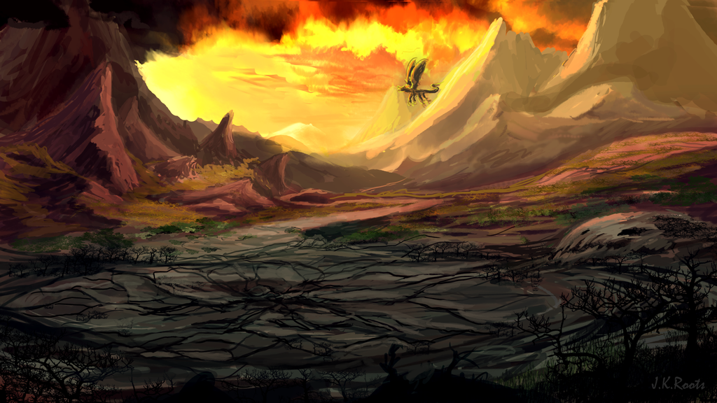Defiled Land by JKRoots