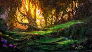 Enchanted Forest 3