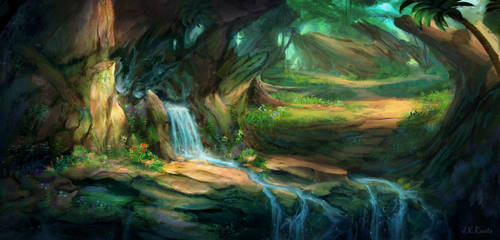 Jungle Journey by JKRoots