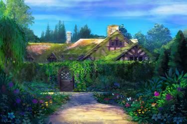 Secret Garden by JKRoots
