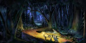 <b>Dark Forest</b><br><i>JKRoots</i>