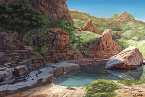 Outback Oasis