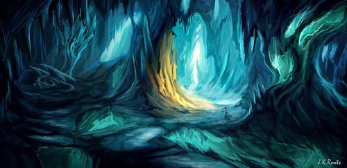 Ice Dragon Cave