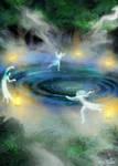 Spirits of the Mystic Pond