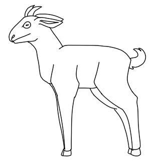 Goat. by corvid-corrosion