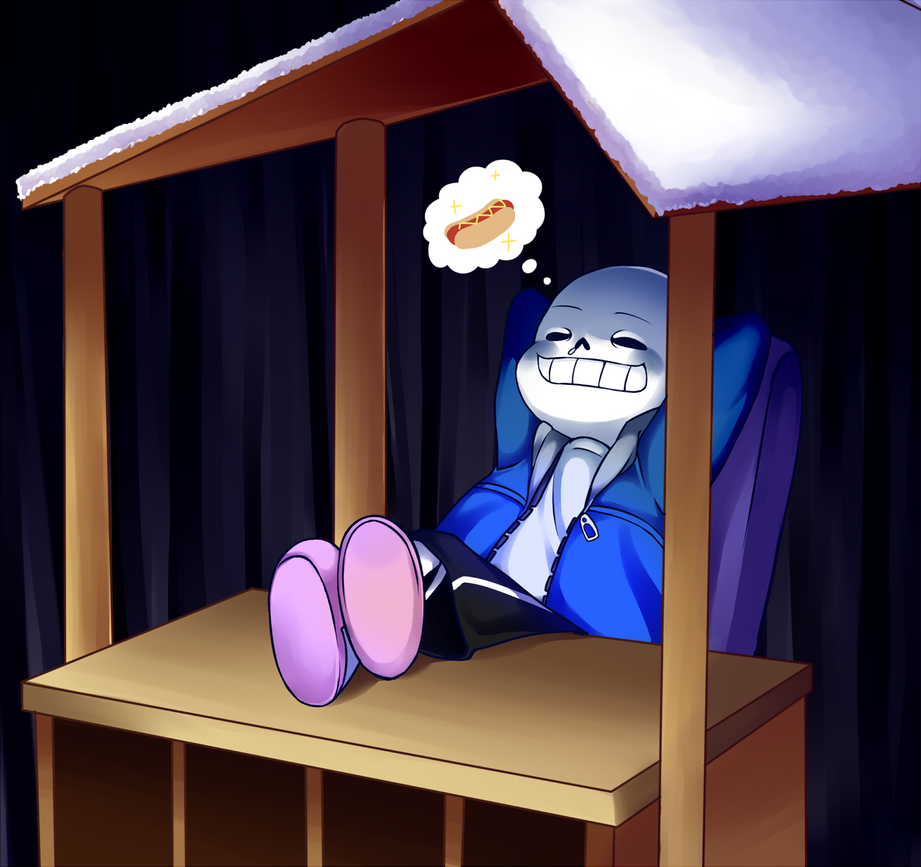 Working Two Jobs Sure Gets Tiring by Totowuv