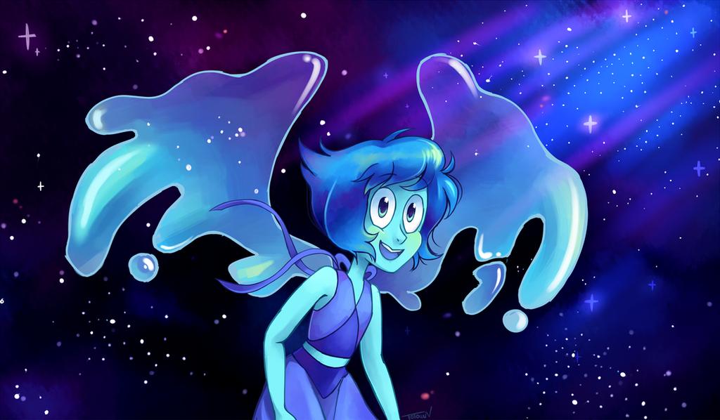 Thankyou, Steven! by Totowuv