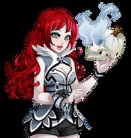 Lady Alzbeta by snowkatt101