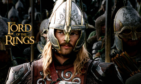 Eomer - Lord of the Rings