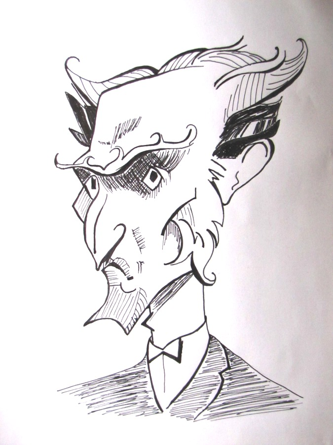 Count Olaf by beautydesignstudios on DeviantArt