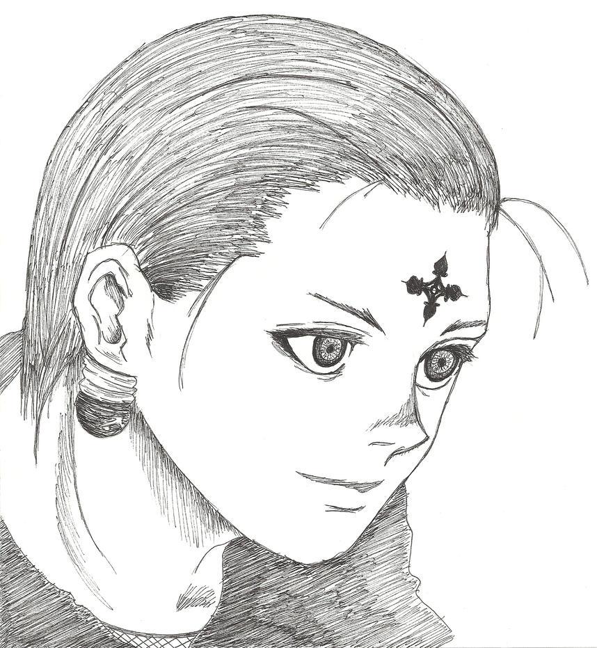 Kuroro Lucifer Hunter X Hunter By Dhax29 On Deviantart: Kuroro Lucifer By Hitaiwoaisenai On DeviantArt