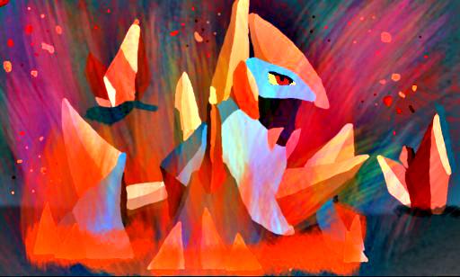 #526 - Gigalith by ArcegeaTheMudsdale