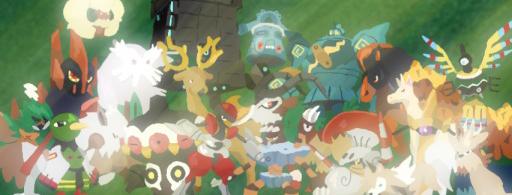 Pokemon Favourites by ArcegeaTheMudsdale