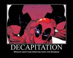 Deadpool by lbew