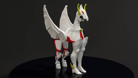 Seiya Pegasus Cloth