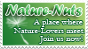 Nature-Nuts Club Stamp by Nature-Nuts
