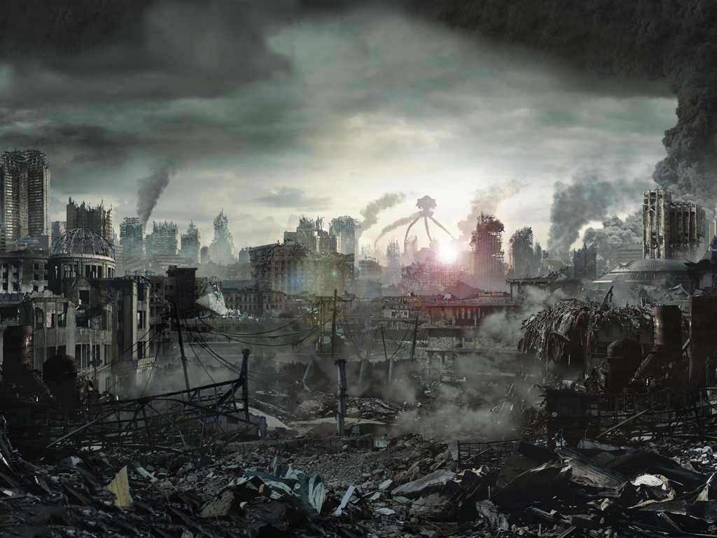 War of the Worlds Dawn by Mr-Nike