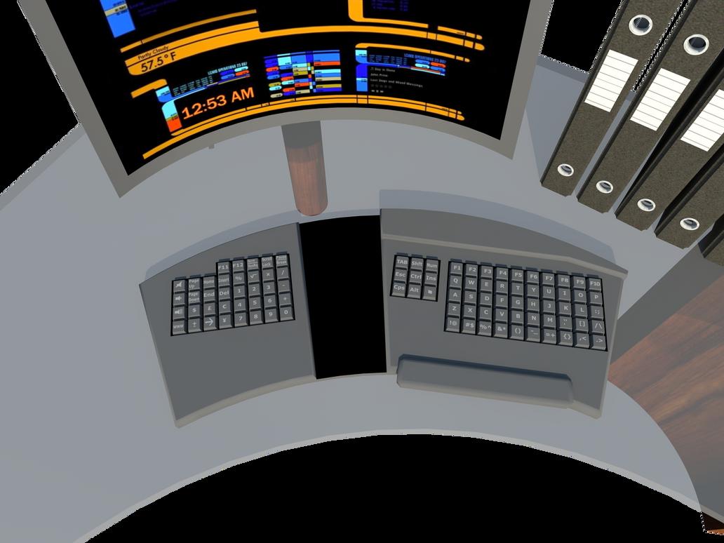 Futuristic Desk 3 By Mr Nike On DeviantART