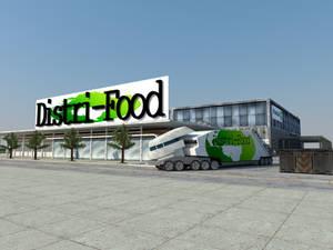 Distri-Food/Plantlab Facility
