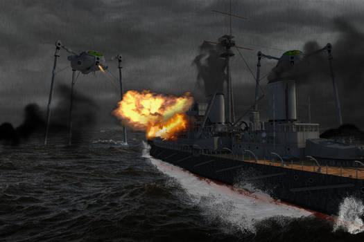Thunderchild Battle