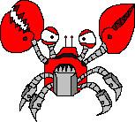 Crabmeat by LegendySonicFan