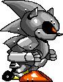 Silver Sonic by LegendySonicFan
