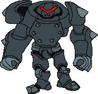 Modern SWATbot by LegendySonicFan