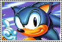 American Sonic Stamp by LegendySonicFan