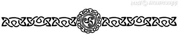 Celtic Wristband Tattoo By Satanspawn80 On Deviantart