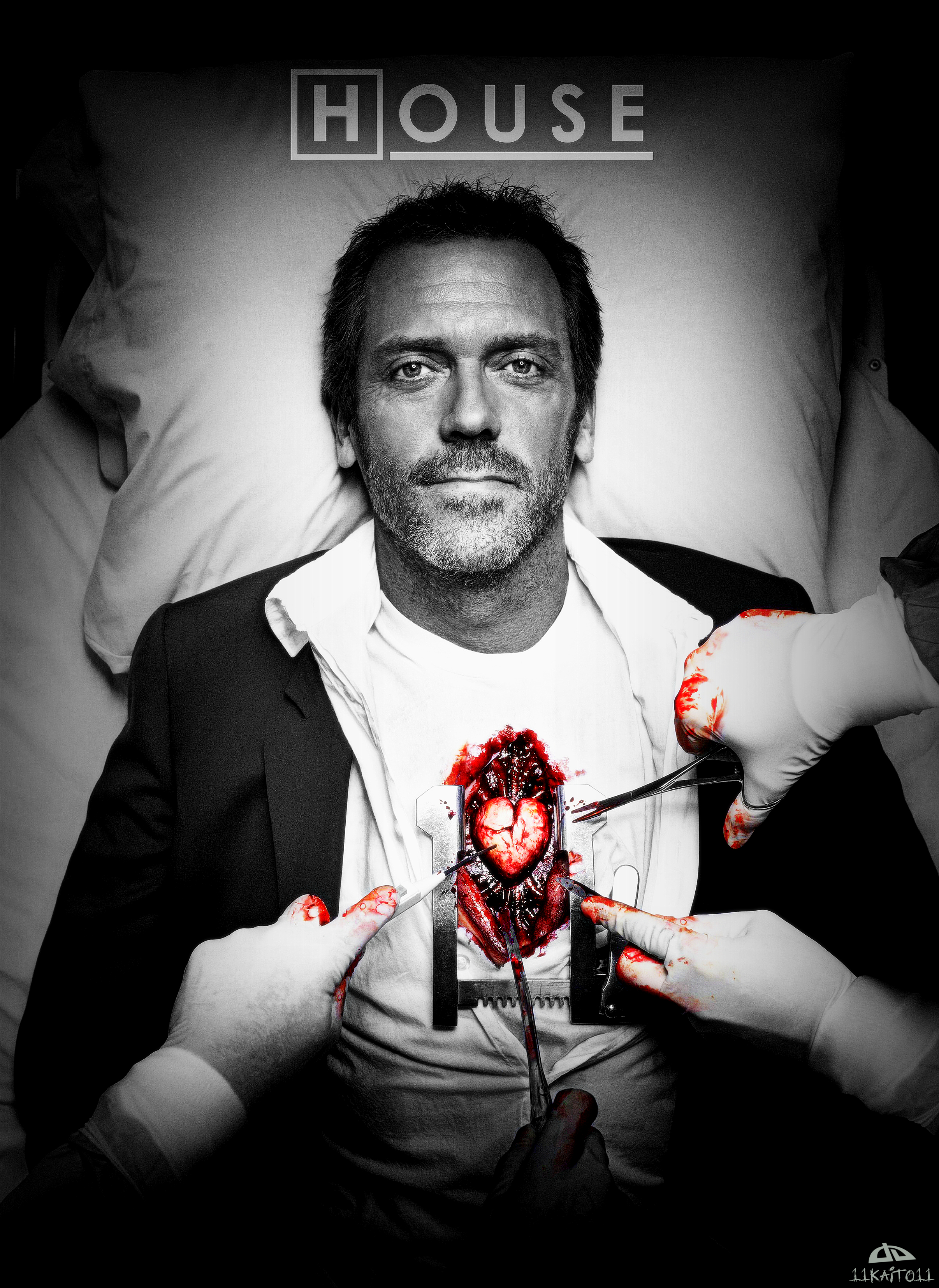 dr house  wallpaper 3  by 11kaito11 on deviantart