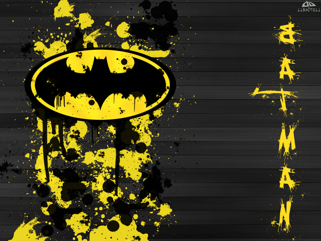 Batman Wallpaper 1 By 11kaito11