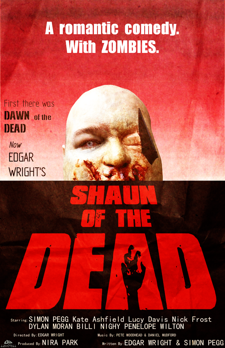 shaun of the dead wallpaper 5 by 11kaito11 on deviantart