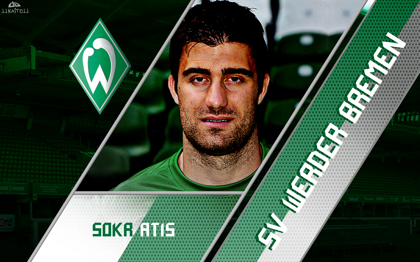 SV Werder Bremen (Wallpaper 23) By 11kaito11 On DeviantArt