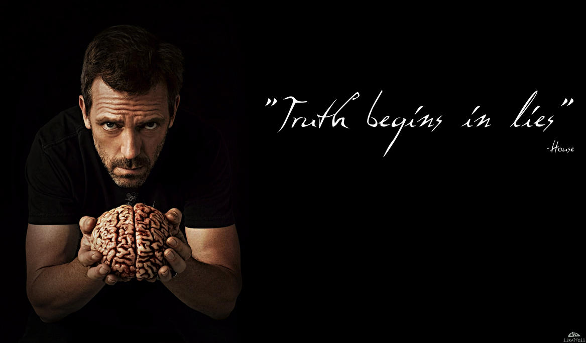 dr house  wallpaper 41  by 11kaito11 on deviantart  dr house fanartikel