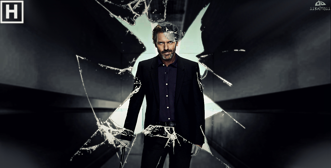 Dr House Wallpaper 50 By 11kaito11 On Deviantart