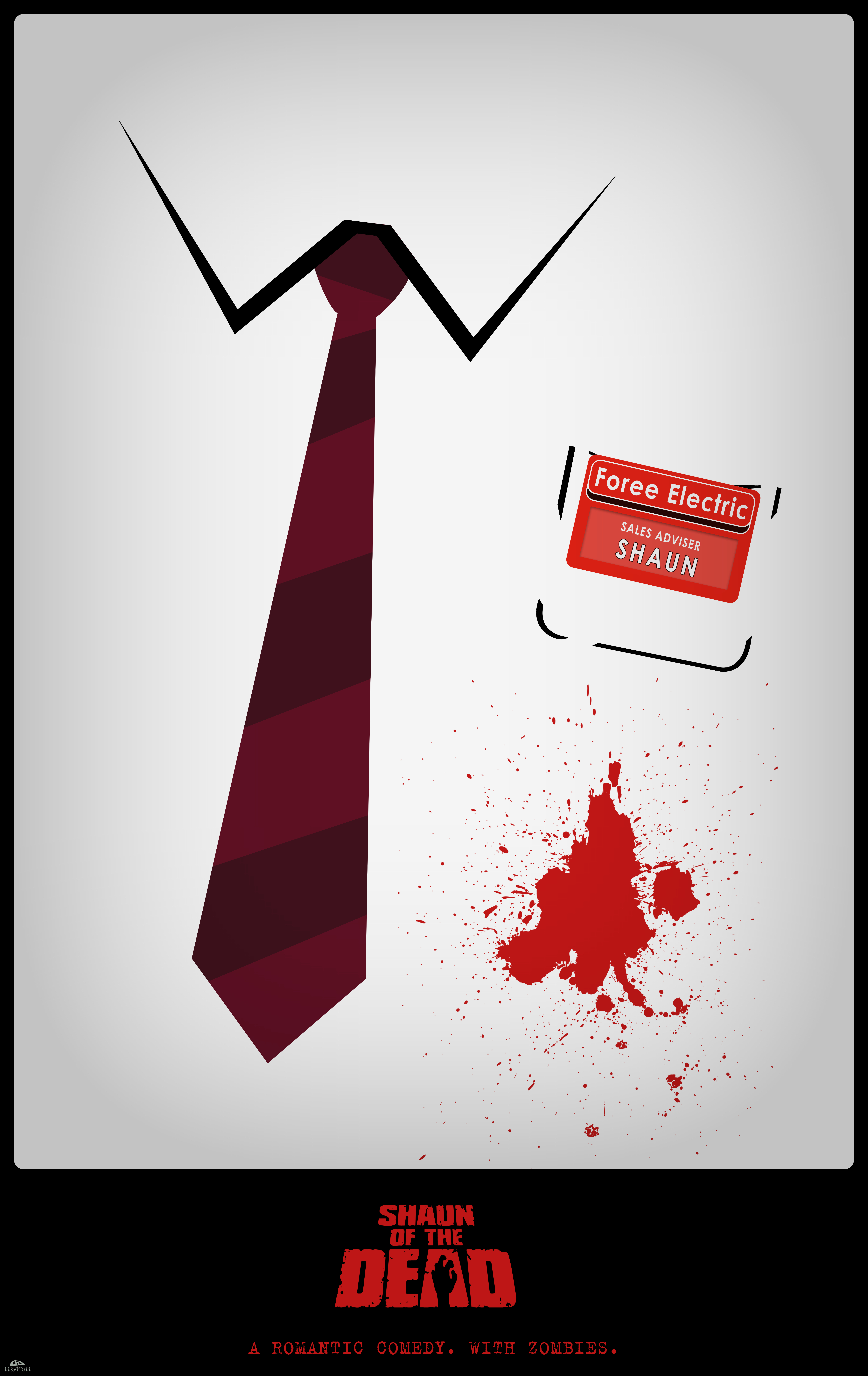 shaun of the dead wallpaper 6 by 11kaito11 on deviantart