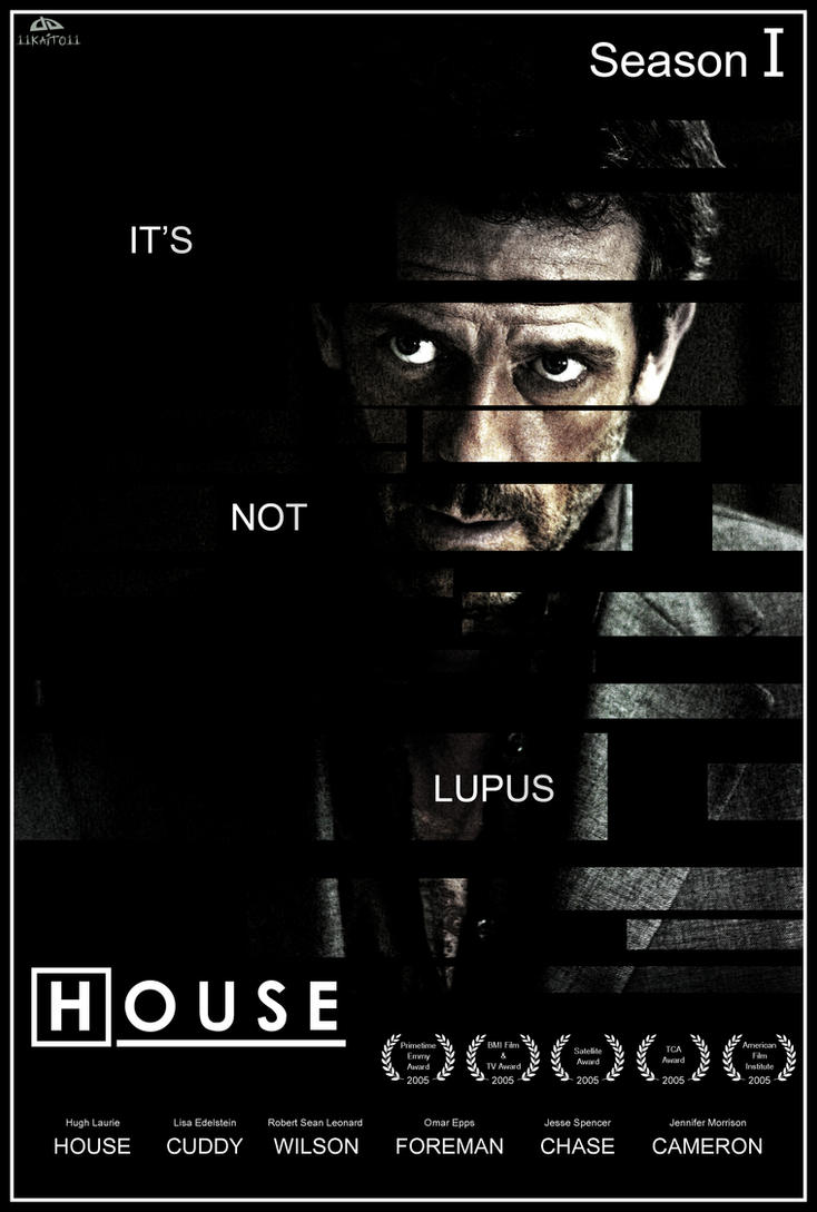 Dr. House (Wallpaper 58) by 11kaito11
